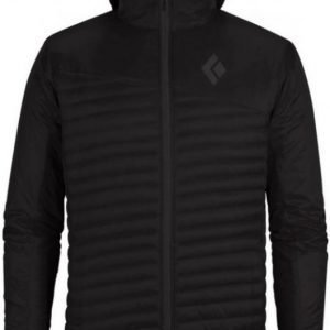 Black Diamond Hot Forge Hybrid Hoody Musta XL