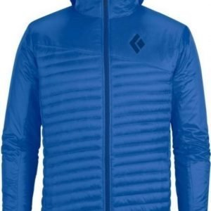 Black Diamond Hot Forge Hybrid Hoody Sininen L