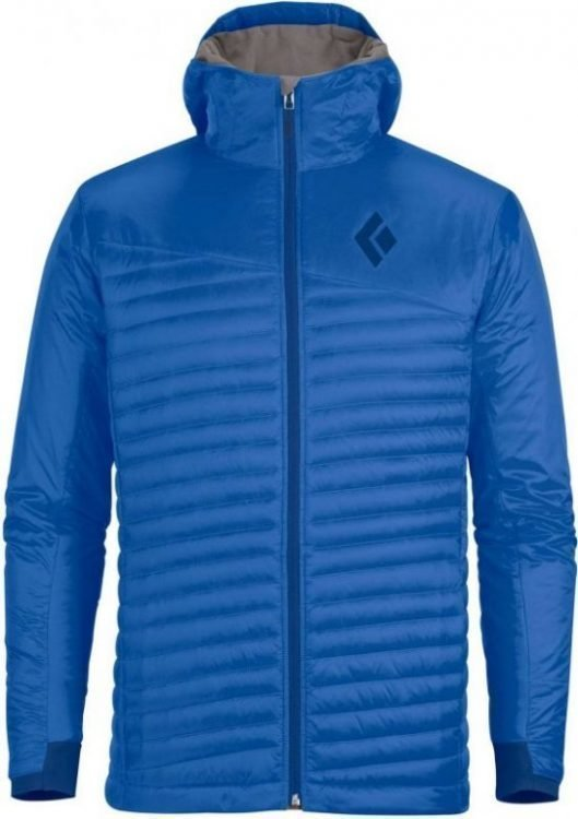 Black Diamond Hot Forge Hybrid Hoody Sininen M