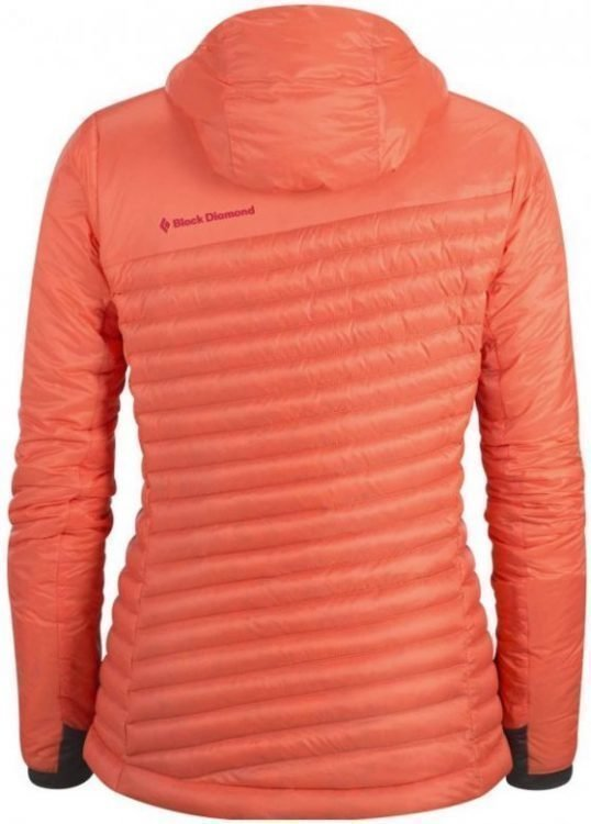 Black Diamond Hot Forge Hybrid Hoody Women's Coral M