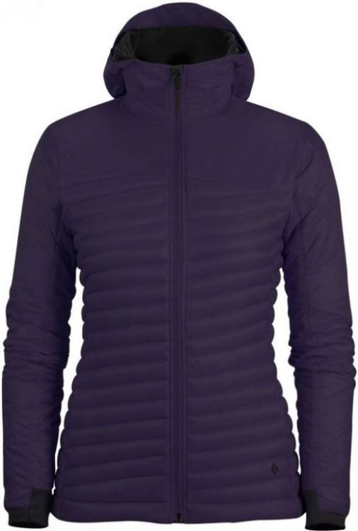 Black Diamond Hot Forge Hybrid Hoody Women's Lila M