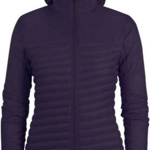Black Diamond Hot Forge Hybrid Hoody Women's Lila XL