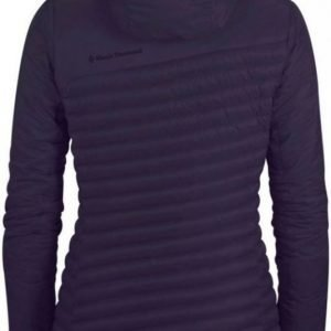 Black Diamond Hot Forge Hybrid Hoody Women's Lila XS