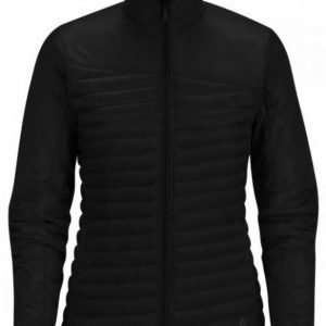 Black Diamond Hot Forge Hybrid Hoody Women's Musta M