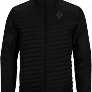 Black Diamond Hot Forge Hybrid Jacket Musta XL