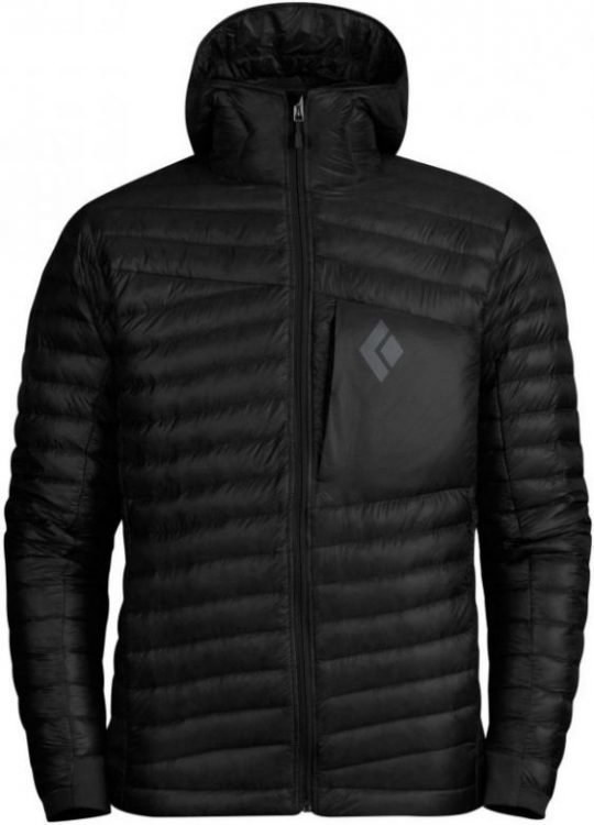 Black Diamond Hot Forge Women's Hoody Musta M