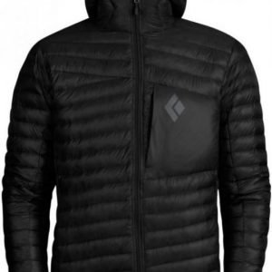 Black Diamond Hot Forge Women's Hoody Musta XS