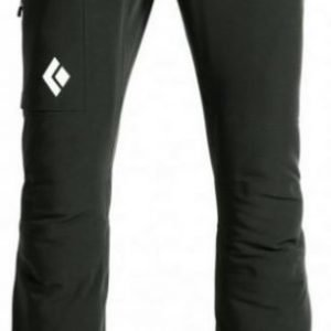 Black Diamond Induction Pants Women's Musta XL