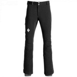 Black Diamond Induction Pants Women's Musta XS