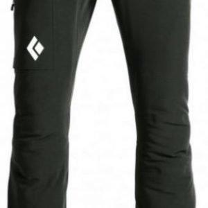 Black Diamond Induction Pants Women's Tummanvihreä M