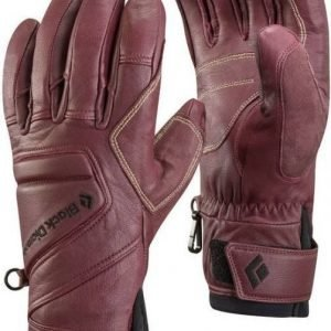 Black Diamond Legend Gloves Women's Tummanpunainen L