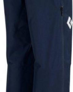 Black Diamond Liquid Point Pants Tummansininen S