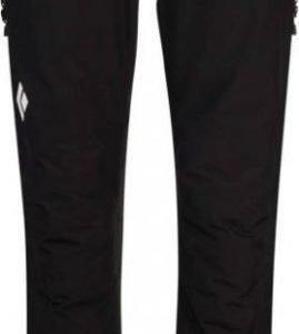 Black Diamond Liquid Point Pants Women Tummansininen L