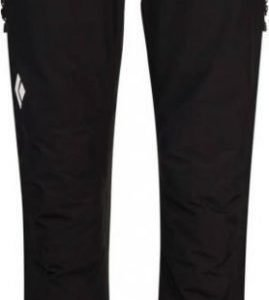 Black Diamond Liquid Point Pants Women Tummansininen M