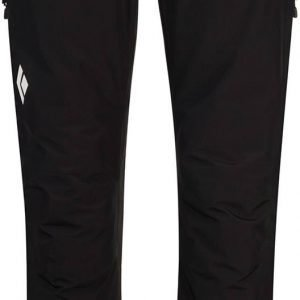 Black Diamond Liquid Point Pants Women Tummansininen S
