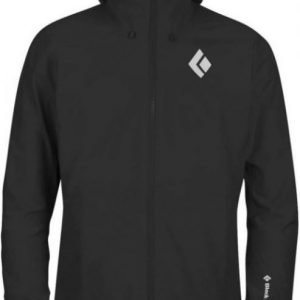 Black Diamond Liquid Point Shell Musta XL