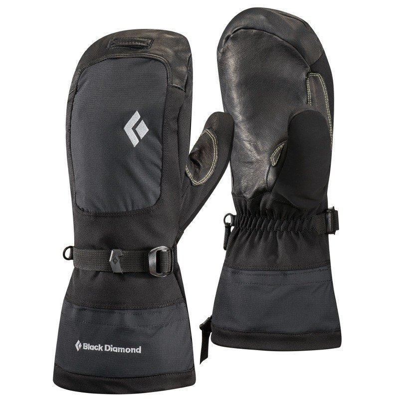 Black Diamond Mercury Mitts S Black