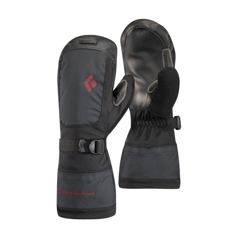 Black Diamond Mercury Mitts Women's L Black
