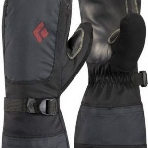 Black Diamond Mercury Women's Mitts Musta L