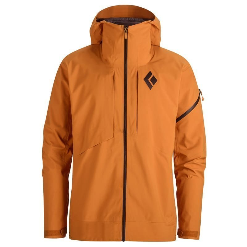 Black Diamond Mission Ski Shell L Copper