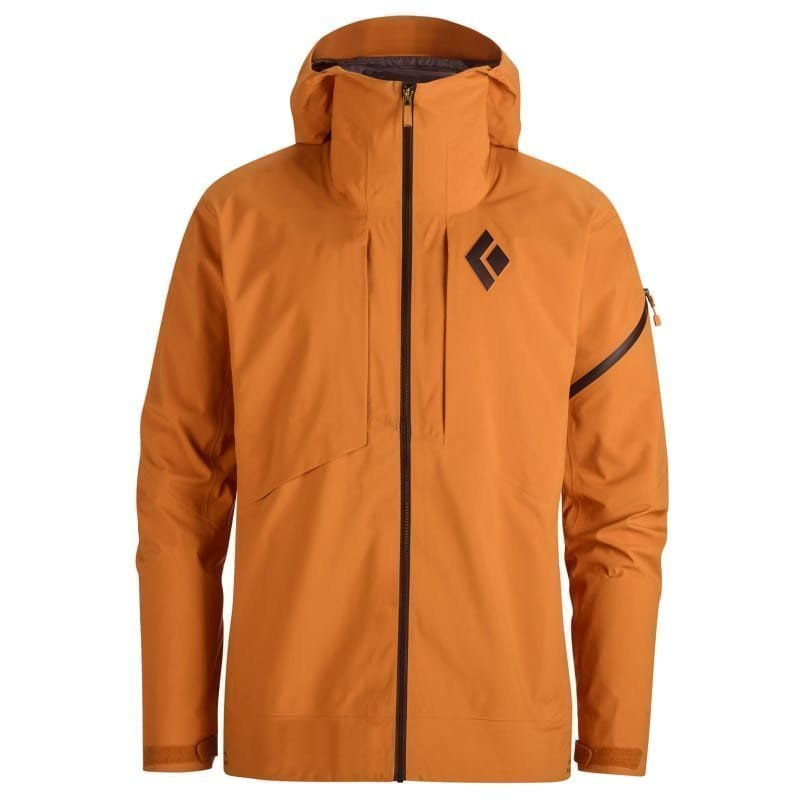 Black Diamond Mission Ski Shell S Copper