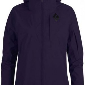 Black Diamond Mission W Ski Shell Lila L