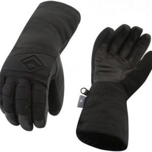 Black Diamond Punisher Women's Glove Musta M