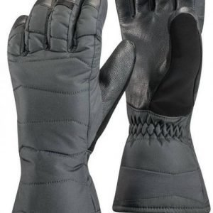 Black Diamond Ruby Gloves Women's Musta XS
