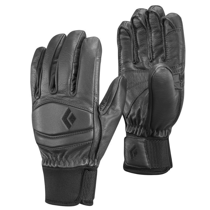 Black Diamond Spark Gloves S Gunmetal