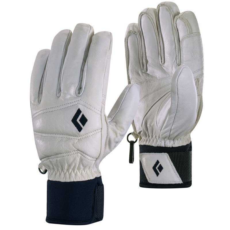Black Diamond Spark Gloves Women's M White