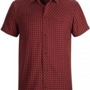 Black Diamond Spotter SS Shirt musta/punainen S