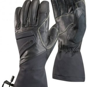 Black Diamond Squad GTX Gloves Musta L