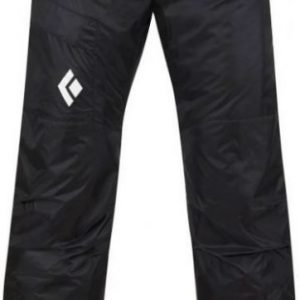 Black Diamond Stance Belay Pants Musta XL