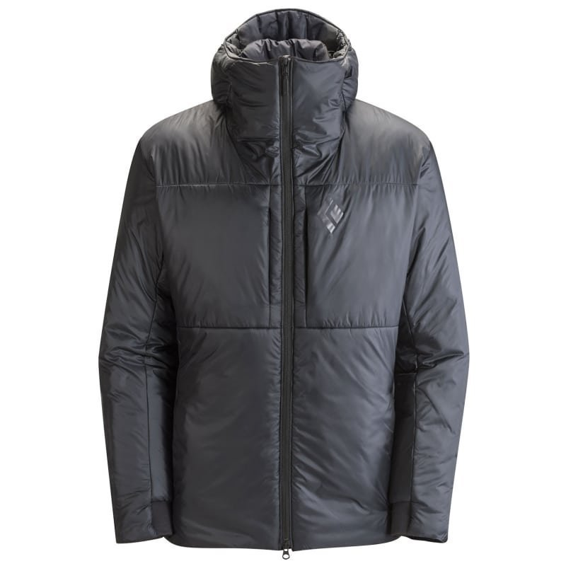 Black Diamond Stance Belay Parka L Black
