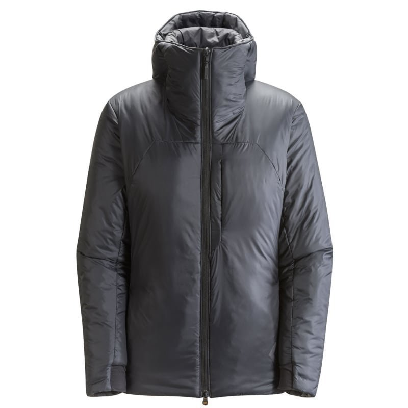 Black Diamond Stance Belay Parka Women's S Black