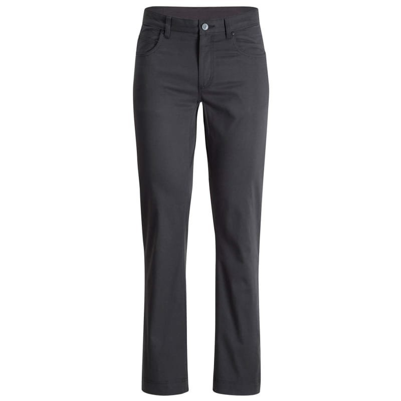 Black Diamond Stretch Font Pants 34 Slate
