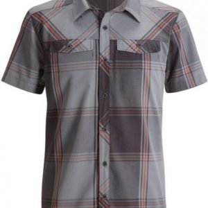 Black Diamond Technician SS Shirt Harmaa S