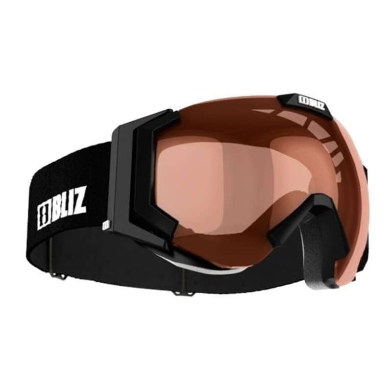 Bliz Carver Small Face 1SIZE Black