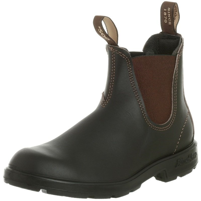 Blundstone Original 500 Series UK7 / EU41 Stout Brown 500