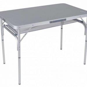 Bo-Camp Alumiini camping pöytä verkolla