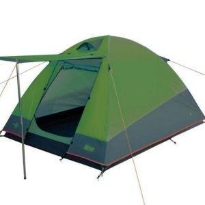 Bo-Camp Move kahden hengen teltta vihreä/harmaa