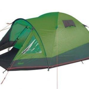 Bo-Camp Pulse 3 hengen teltta vihreä/harmaa