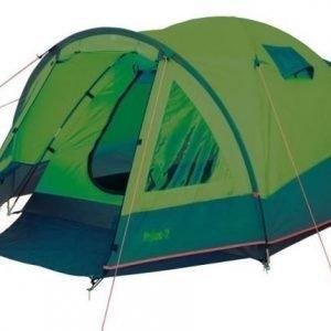 Bo-Camp Pulse kahden hengen teltta vihreä/harmaa