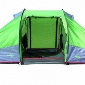 Bo-Camp Switch teltta vihreä/harmaa 2-4 hengelle