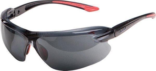 Bollé IRI-s ballistiset aurinkolasit Smoke Grey