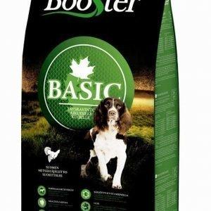 Booster Basic 15kg koiran täysravinto