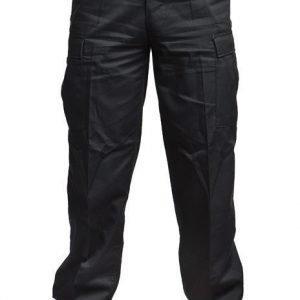 Brandit Ranger BDU-reisitaskuhousut mustat