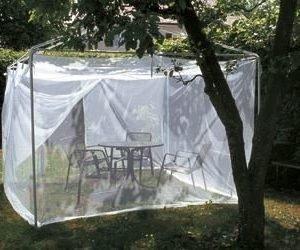 Brettschneider moskiittoverkko Lodge Terrazzo
