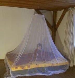Brettschneider moskiittoverkko Standard Bell kahdelle