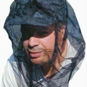 Brettschneider moskiittoverkkopäähine lipalla